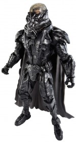 Superman Man of Steel Movie Masters General Zod with Battle Armor Action Figure