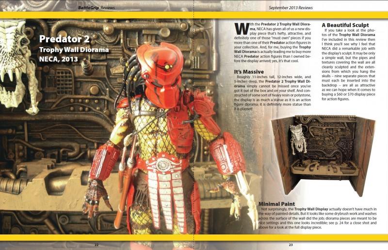 BattleGrip Issue 1 - pg 22 - 23
