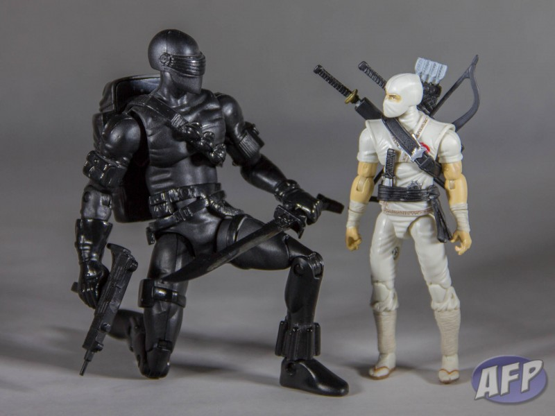 G.I. JOE Snake Eyes 6-Inch Bootleg (1 of 3)