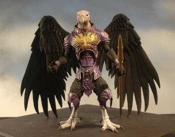 Gothitropolis Raven - Final Wings