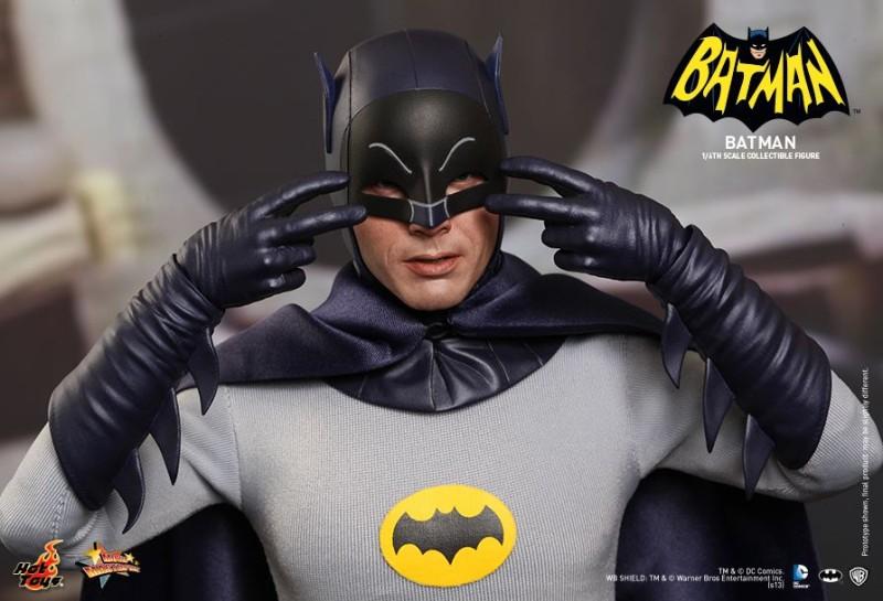 Hot Toys Batman (1966) 01