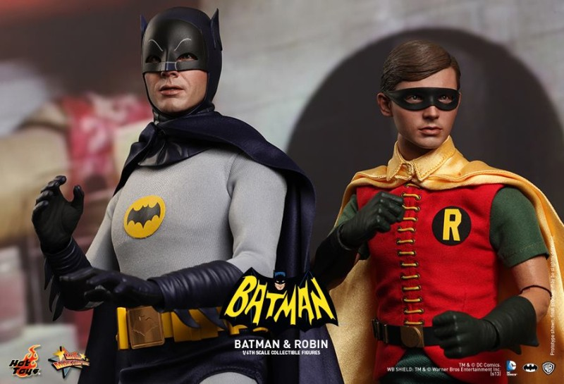 Hot Toys Batman (1966) 02