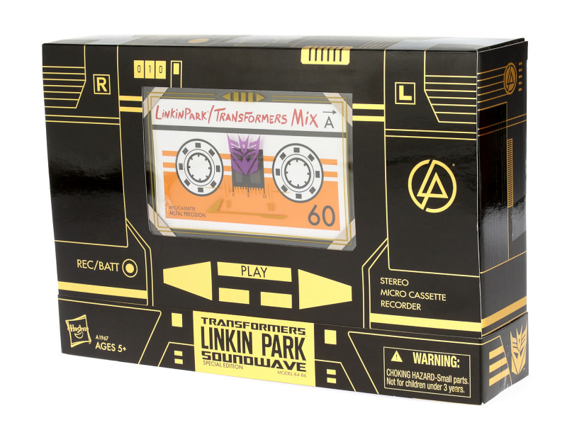 Linkin Park Soundwave Package 3