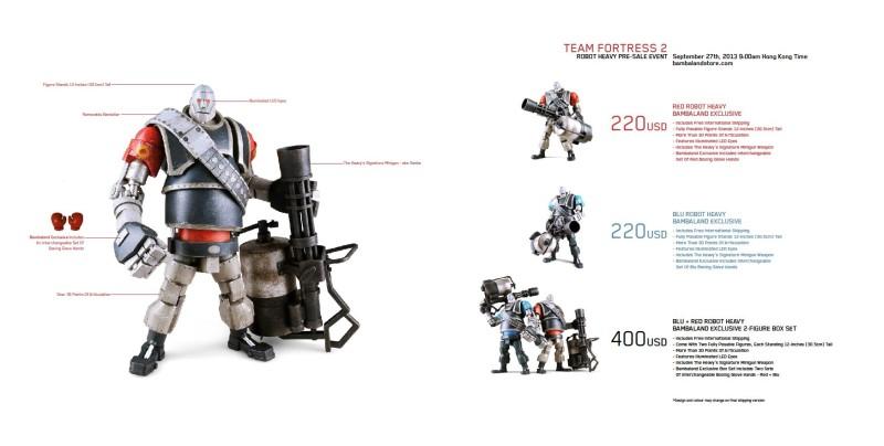 Lookbook 3A - TF2 Robot Heavy 2
