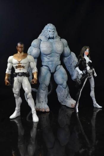 Marvel Legends Wendigo 3