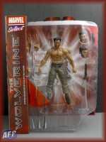 Marvel Select - The Wolverine 01