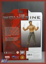 Marvel Select - The Wolverine 03