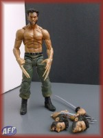 Marvel Select - The Wolverine 07