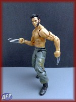 Marvel Select - The Wolverine 08