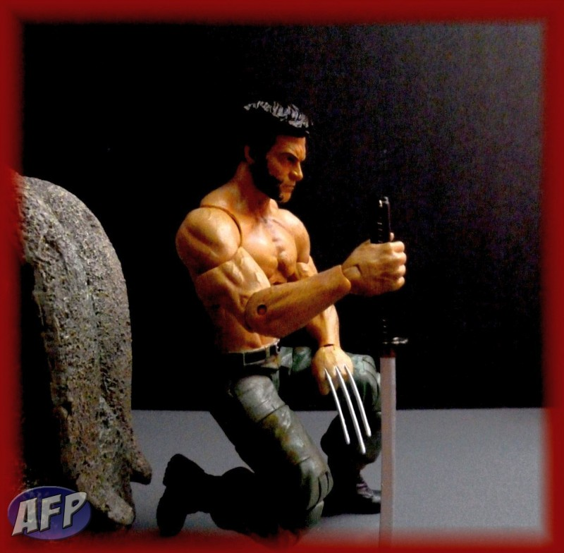 Marvel Select - The Wolverine 09