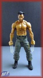 Marvel Select - The Wolverine 12