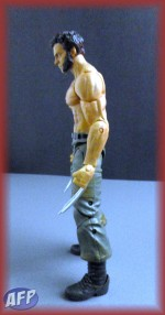 Marvel Select - The Wolverine 14