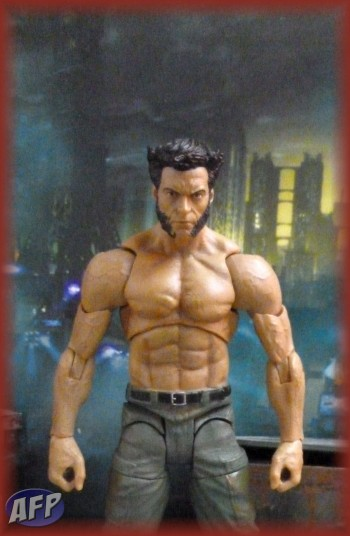 Marvel Select - The Wolverine 17