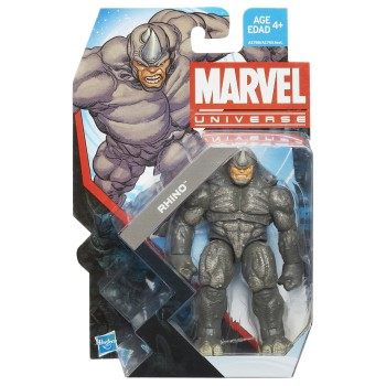 Marvel Universe Rhino Figure 3.75 Inches