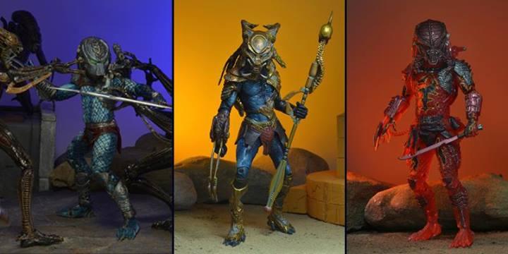 NECA Predators Series 10 01