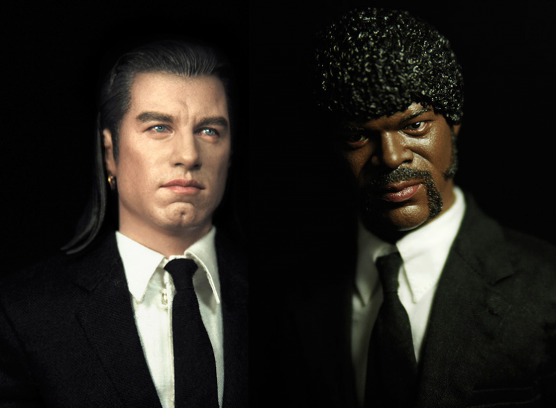 Pulp Fiction Jules and Vincent