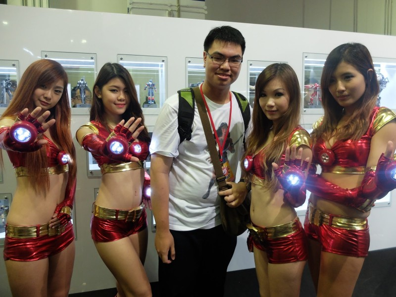STGCC 2013 - Jedd and the Iron Babes