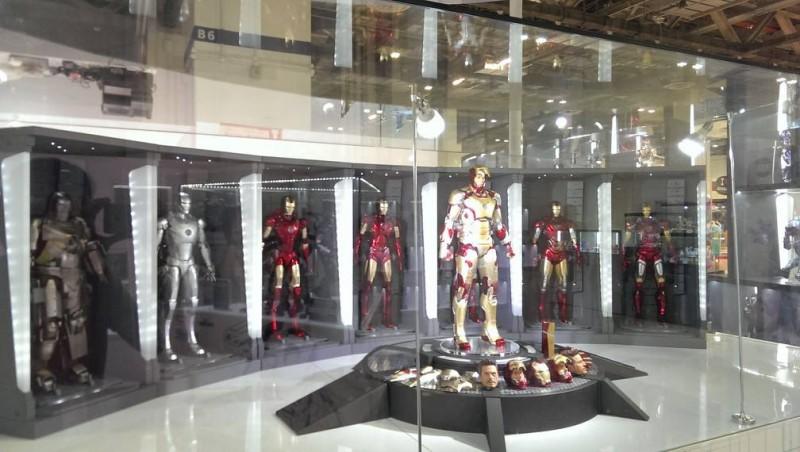 STGCC 2013 Play Imaginative Super Alloy Iron Man One Sixth