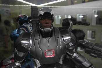 STGCC 2013 Play Imaginative Super Alloy Iron Man Quarter Scale 2