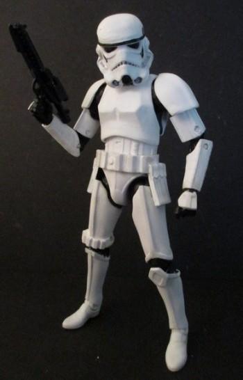 Star Wars Stormtrooper Luke 3