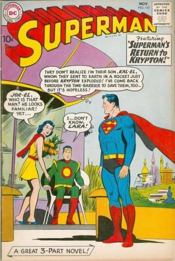 Superman 141