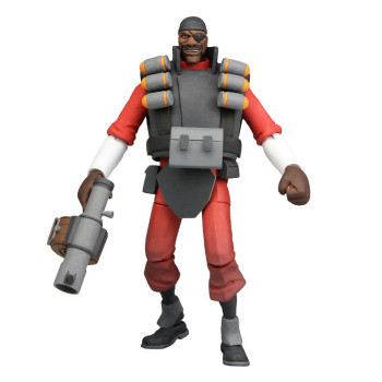 Team Fortress Series 1 Deluxe Action Figure - Demo