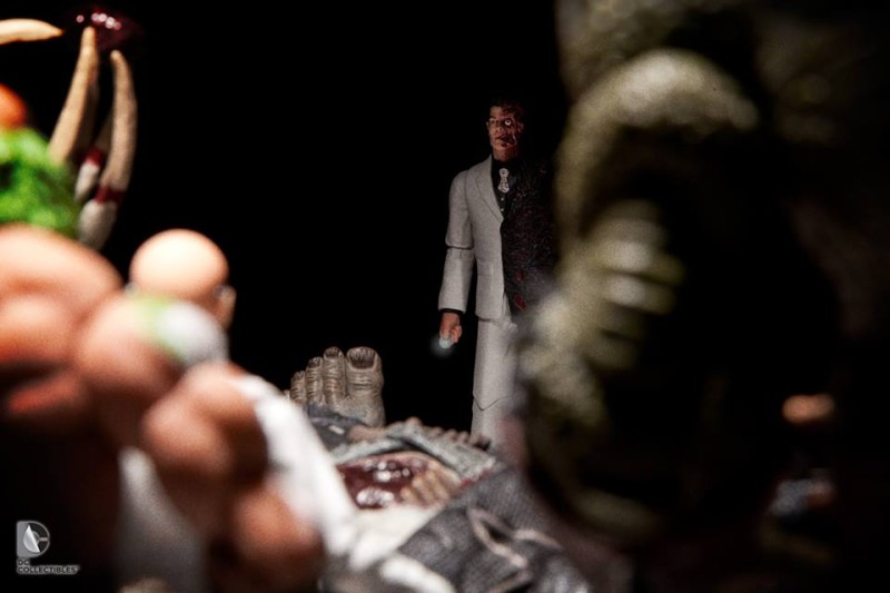 DC Collectibles Arkham City Two-Face Preview
