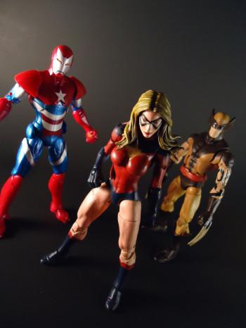 Dark Avengers Ms Marvel 3