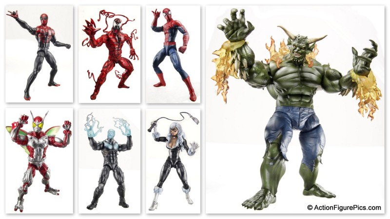 Hasbro NYCC Marvel Legends Spider-Man Reveals