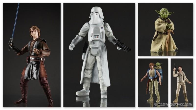 Hasbro NYCC Star Wars Black Series Reveals