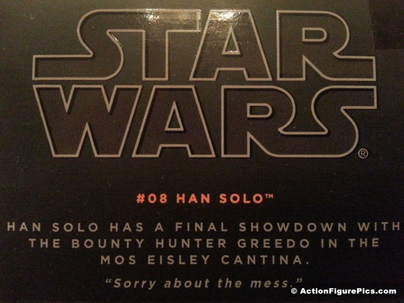 Hasbro Star Wars Black Series Han Solo 8