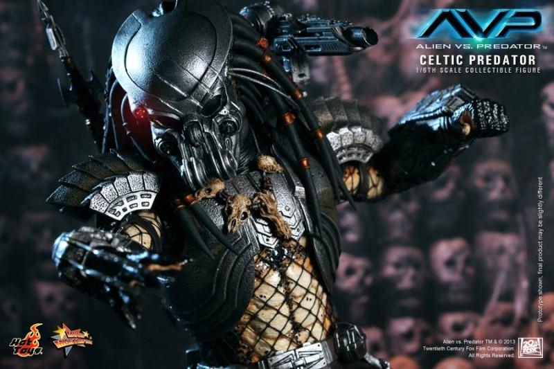 Hot Toys AVP Celtic Predator 14