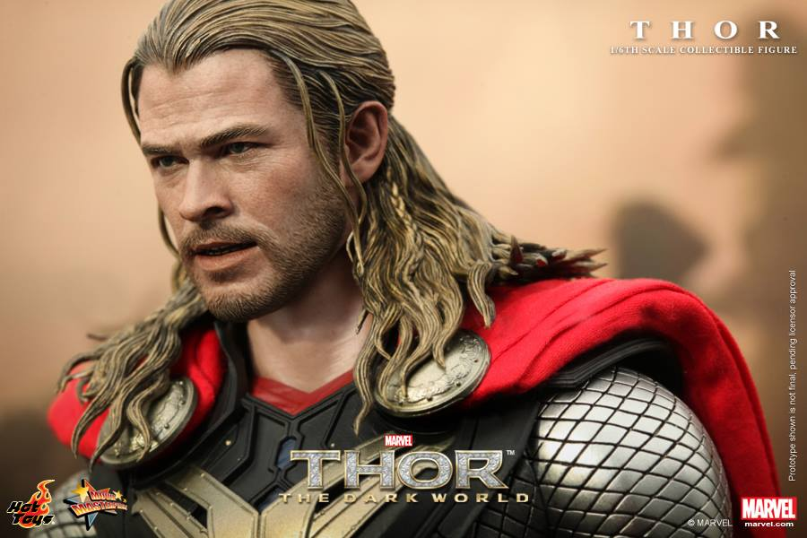[Iron Studios] Diorama The Avengers: Thor Statue 1/6 scale - Página 6 Hot-Toys-Thor-the-Dark-World-04
