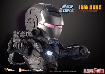 Iron Man Statues by Beast Kingdom