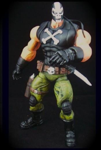 Marvel Legends Crossbones 3