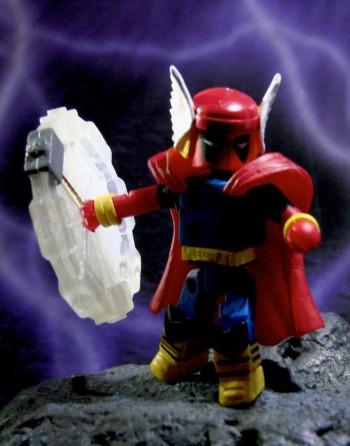 Marvel Minimates Thorpool