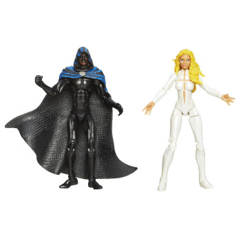 Marvel Universe Cloak and Dagger 1
