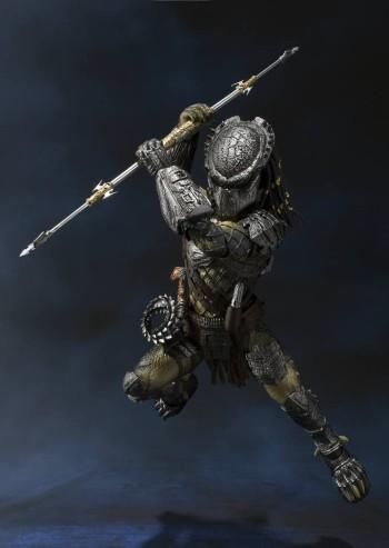 S.H. MonsterArts AVP Predator Wolf Hi-Res 02