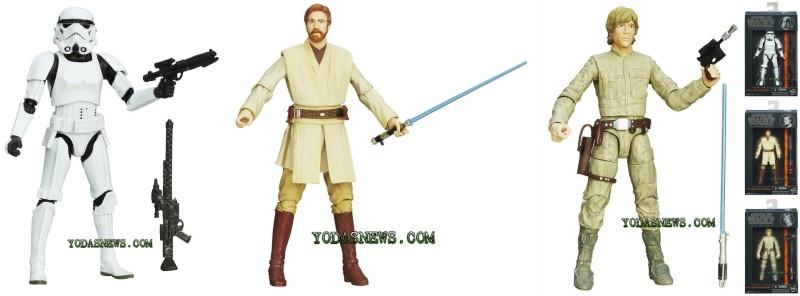 Star Wars Black Series wave 3 - yodasnews.com