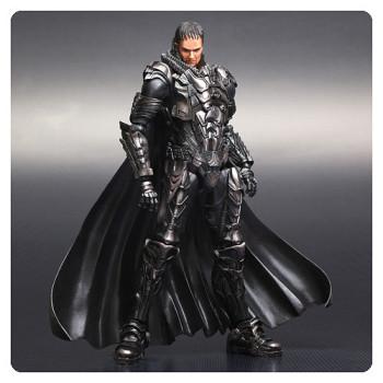 Superman Man of Steel General Zod Play Arts Kai Figure - Free Shipping