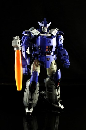 Transformers Masterpiece Galvatron 1