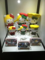HelloKittyXStreetFighter Wave 2
