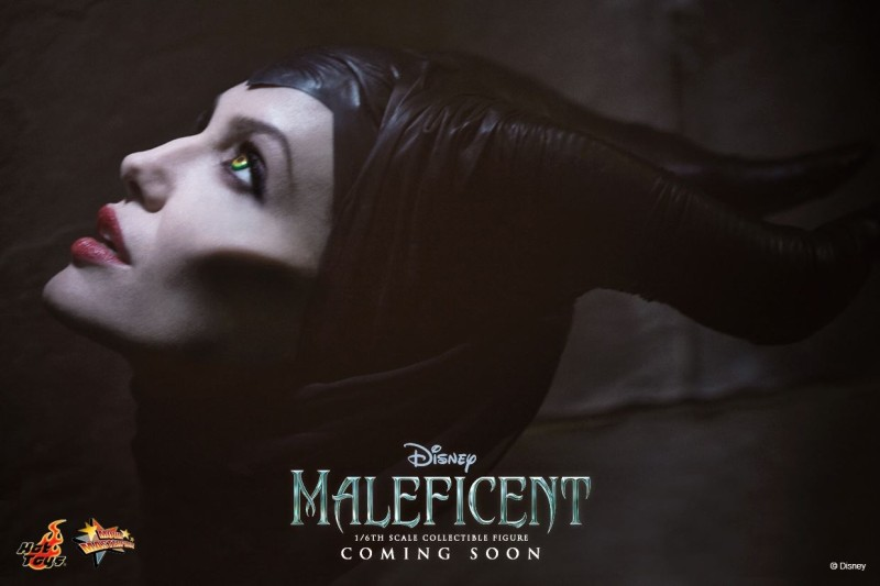 Hot Toys Malificent teaser
