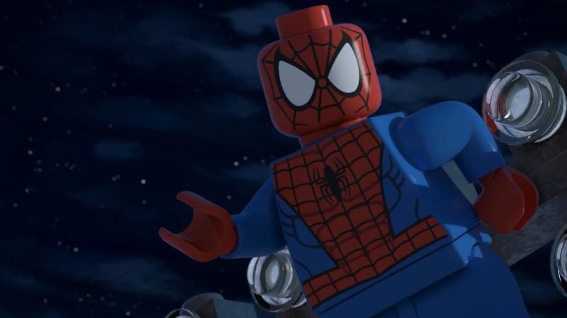 LEGO Marvel Super Heroes Maximum Overload Ep 1