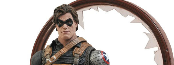 Marvel Select Winter Soldier Exclusive 1
