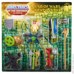 Masters of the Universe Classics Weapons Pak End of Wars