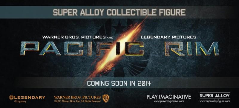 Play Imaginative Super Alloy Pacific Rim Teaser