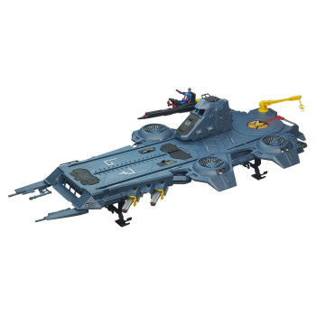 The Avengers S.H.I.E.L.D Helicarrier 2
