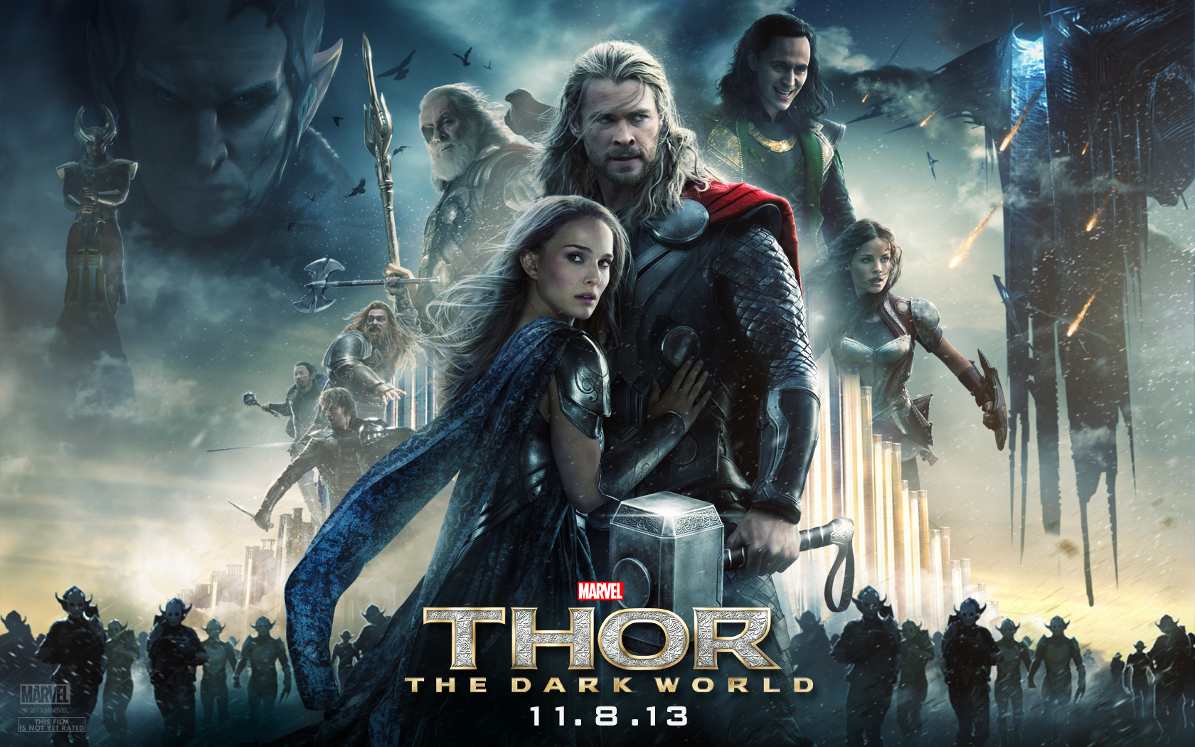 Watch Thor The Dark World Online Full Movie Streaming
