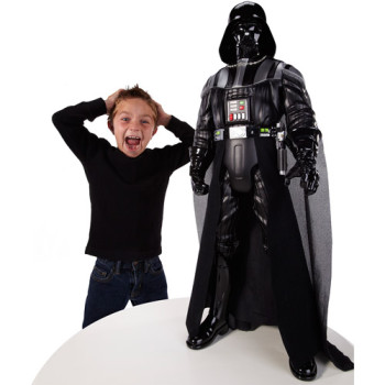 Giant 31-inch Action Figure - Darth Vader